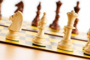 set-of-chess-figures-on-the-playing-board
